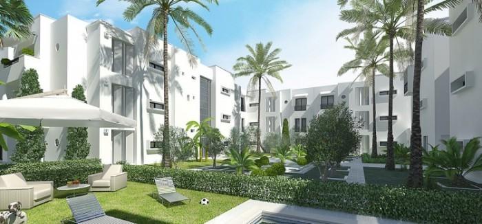 R sidence de haut standing la marsa marsa city immobilier neuf tunisie - Residence de haut standing rubio ...