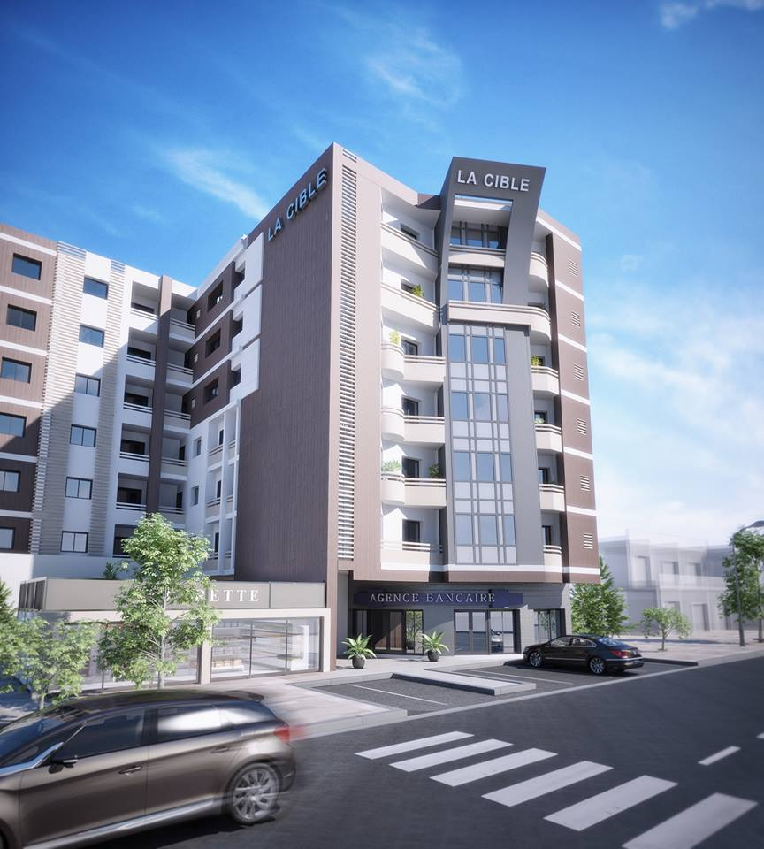 Carlton immobili re immobilier neuf tunisie for Chambre de commerce de sfax