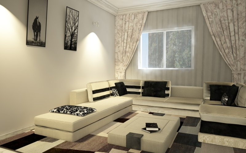 1433353052 sejour immobilier neuf tunisie for Salon de sejour moderne