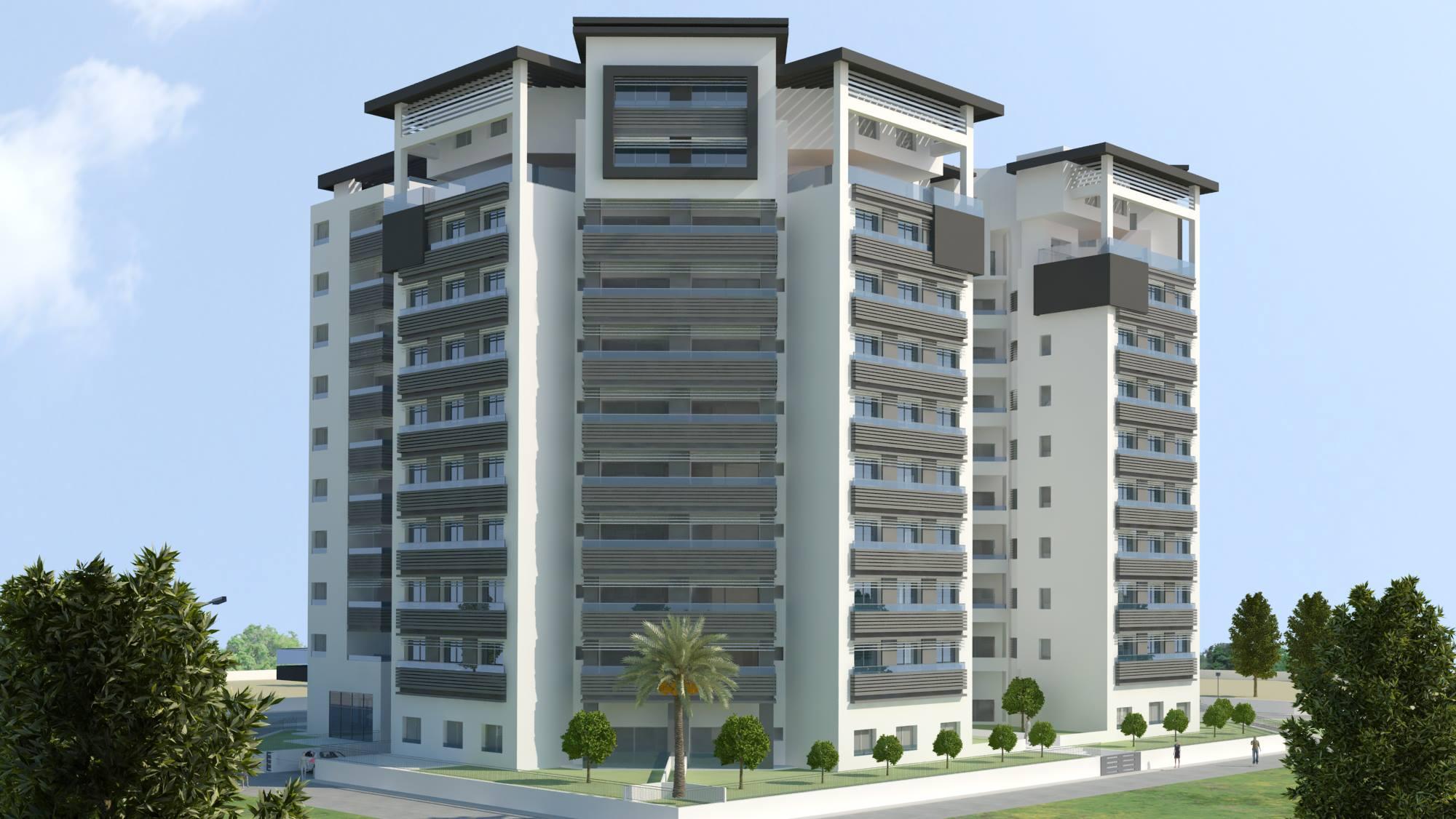 R sidence de haut standing au jardins de carthage r sidence khadija immobilier neuf tunisie - Residence de haut standing ...