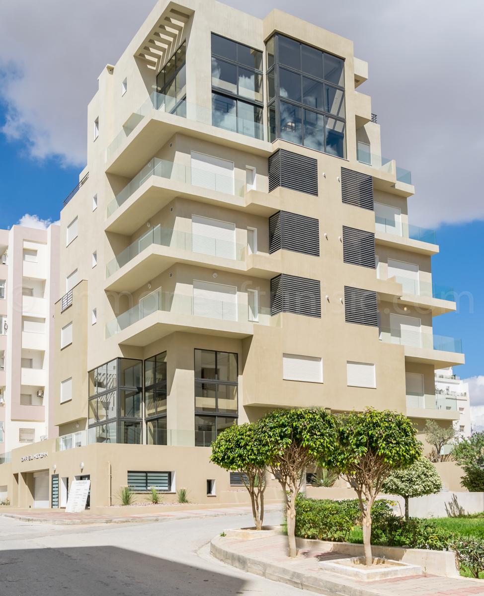 R sidence de haut standing au jardins d 39 el menzah diar el menzah immobilier neuf tunisie - Residence de haut standing ...