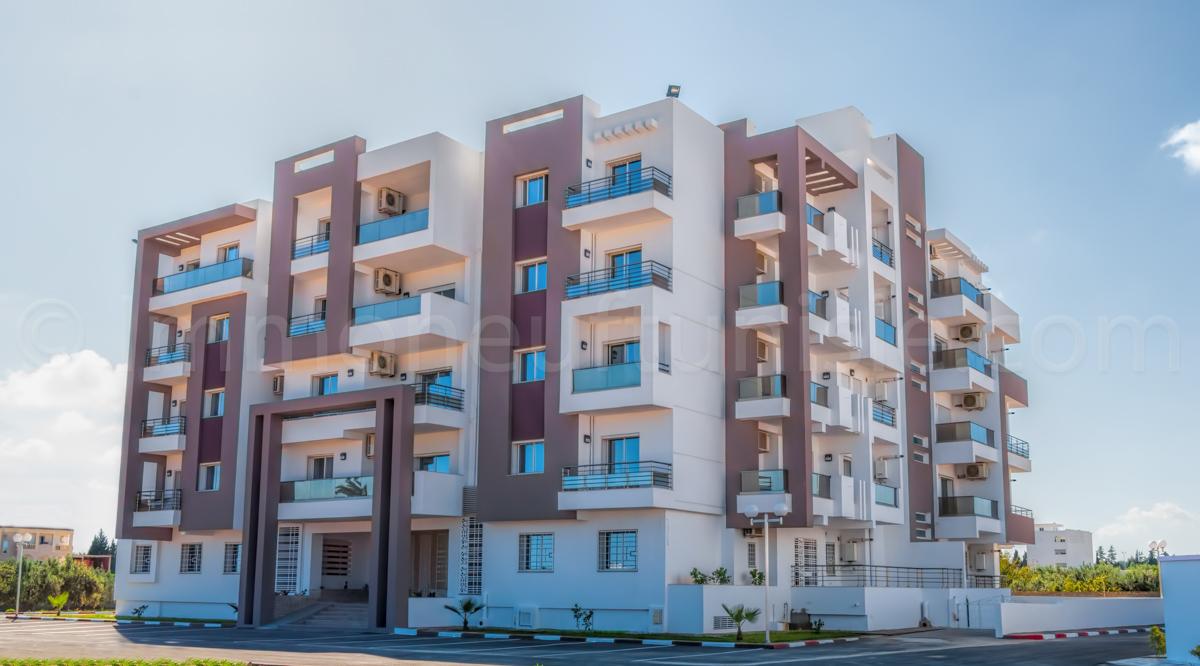 R sidence de haut standing sousse r sidence jinene el bahr immobilier neuf tunisie - Residence de haut standing ...