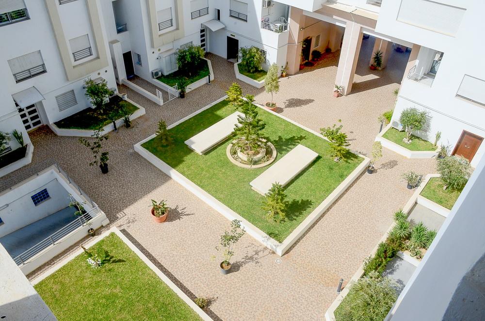R sidence de haut standing au jardins de carthage r sidence arche de carthage immobilier - Residence de haut standing ...