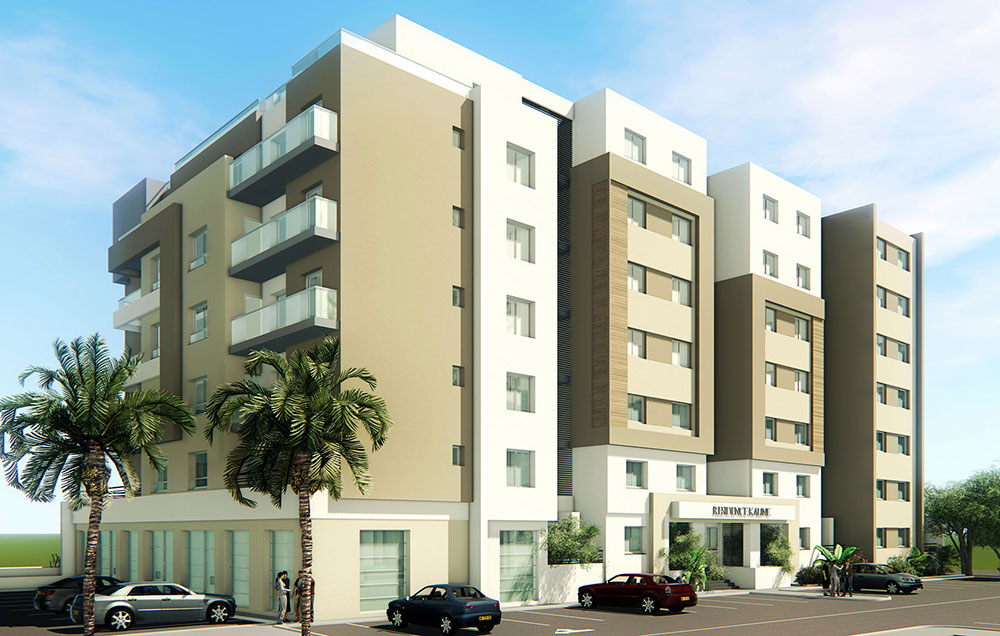 R sidence kaline appartements neufs de haut standing vendre la manouba immobilier neuf - Residence de haut standing ...