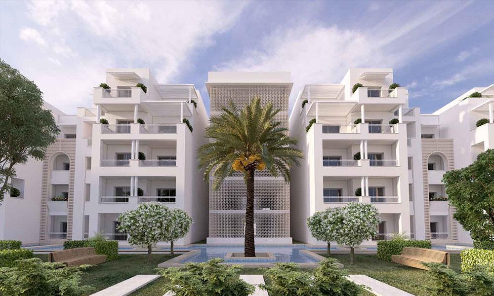 R sidence h teli re de tr s haut standing hammamet immobilier neuf tunisie - Residence de haut standing rubio ...
